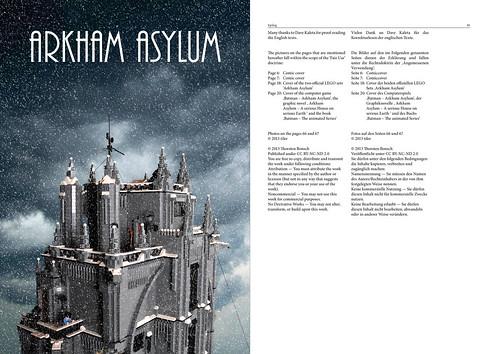 Making of Arkham Asylum 41