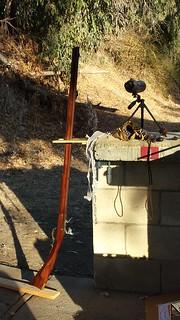 45 caliber flintlock