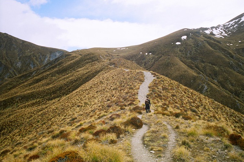 Ben Lommond Summit (New Zealand)