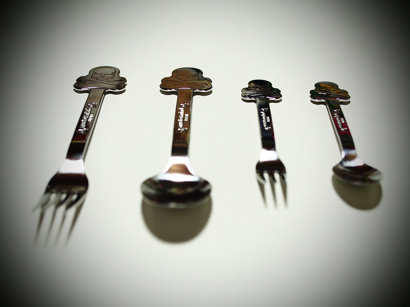 mastermind JAPAN | Cutlery Set