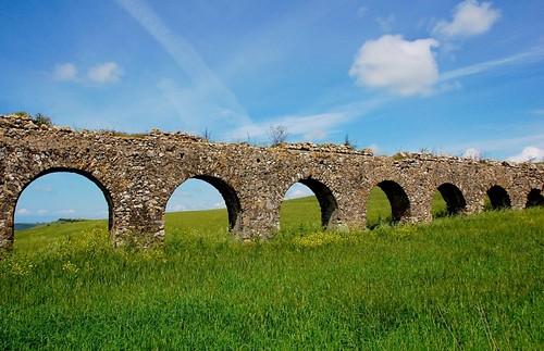 Tarquinia - Aquädukt
