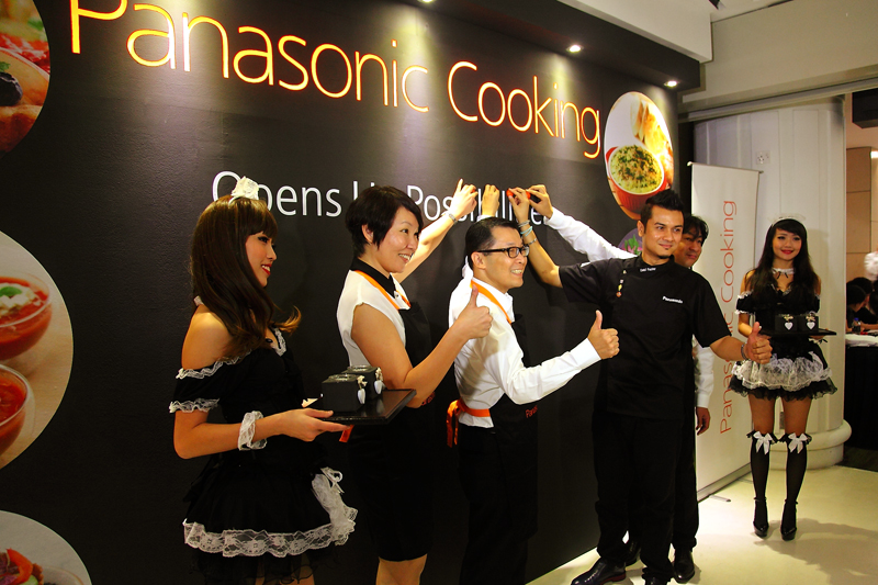 Panasonic-Cooking-Launch