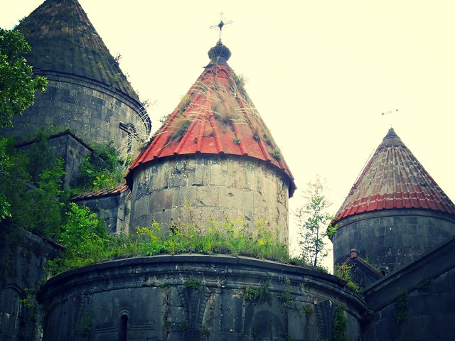 Monastery at Sanahin, Armenia