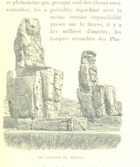 "British Library digitised image from page 111 of ""Promenade en Égypte. Ouvrage contenant 28 gravures"""