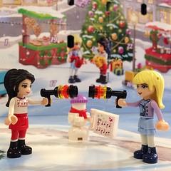 21st December: Musical Standoff