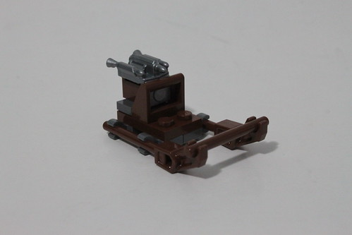 LEGO Star Wars 2013 Advent Calendar (75023) - Day 23 - Jetpack-Powered Sleigh