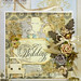 Marianne Design and Stampendous wedding box