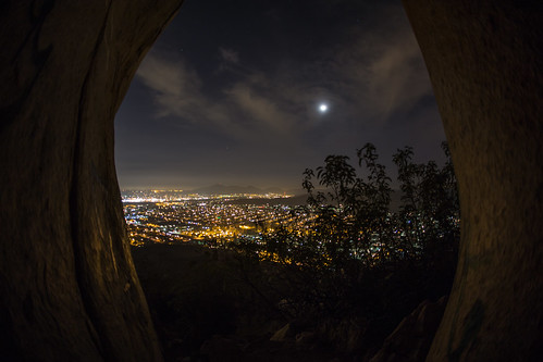 california rocks view unitedstates boulders nighttime vista santee bluerock
