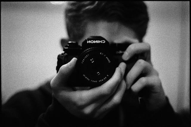 selfie VII