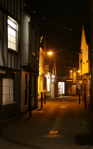 Potter Street, Sandwich, Kent