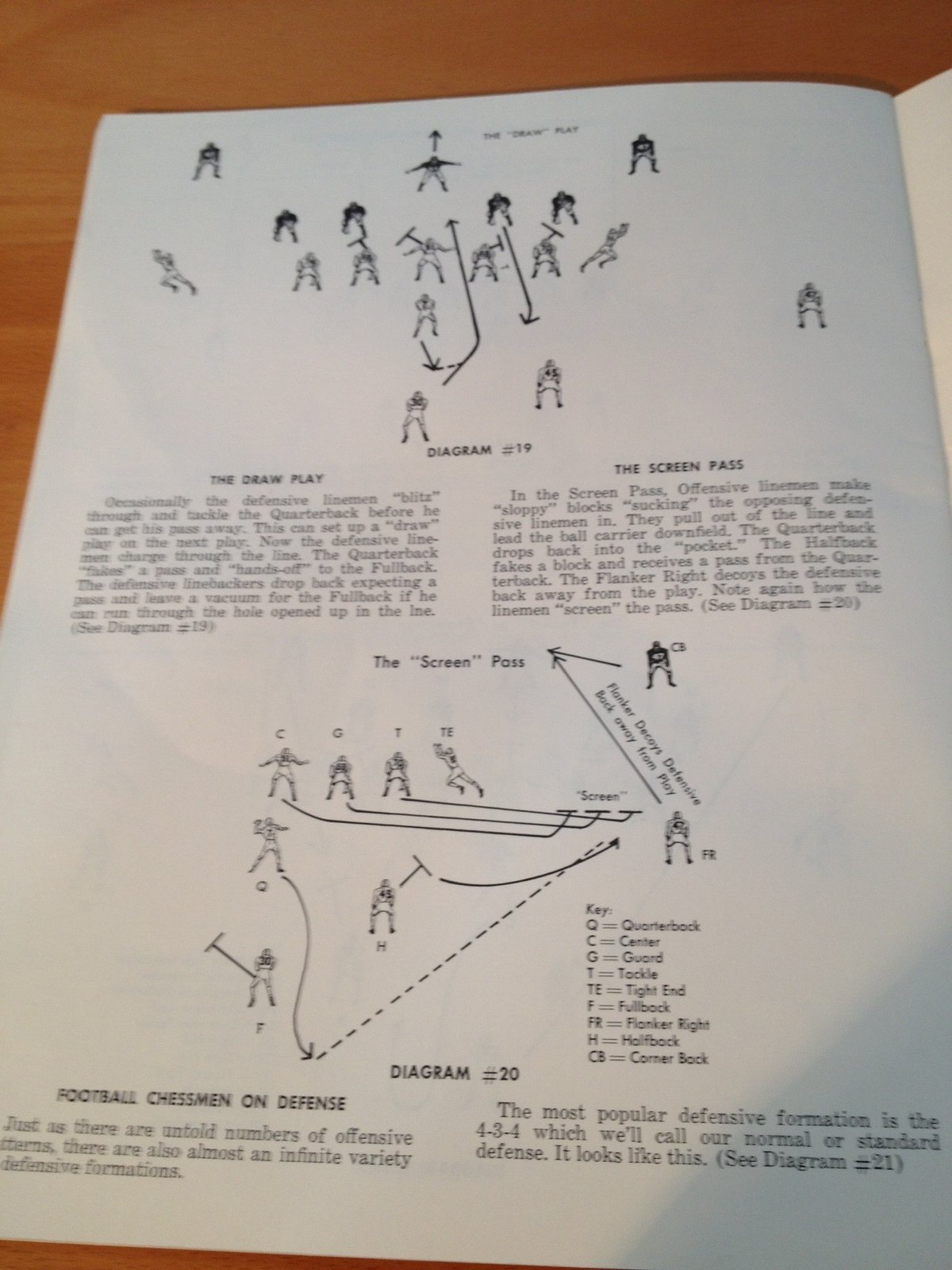 Play Action Pump Fake Checkmate Uni Watch Four Move Diagram Inside The Playbook
