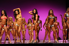 Top Pro Diva Fitness Models