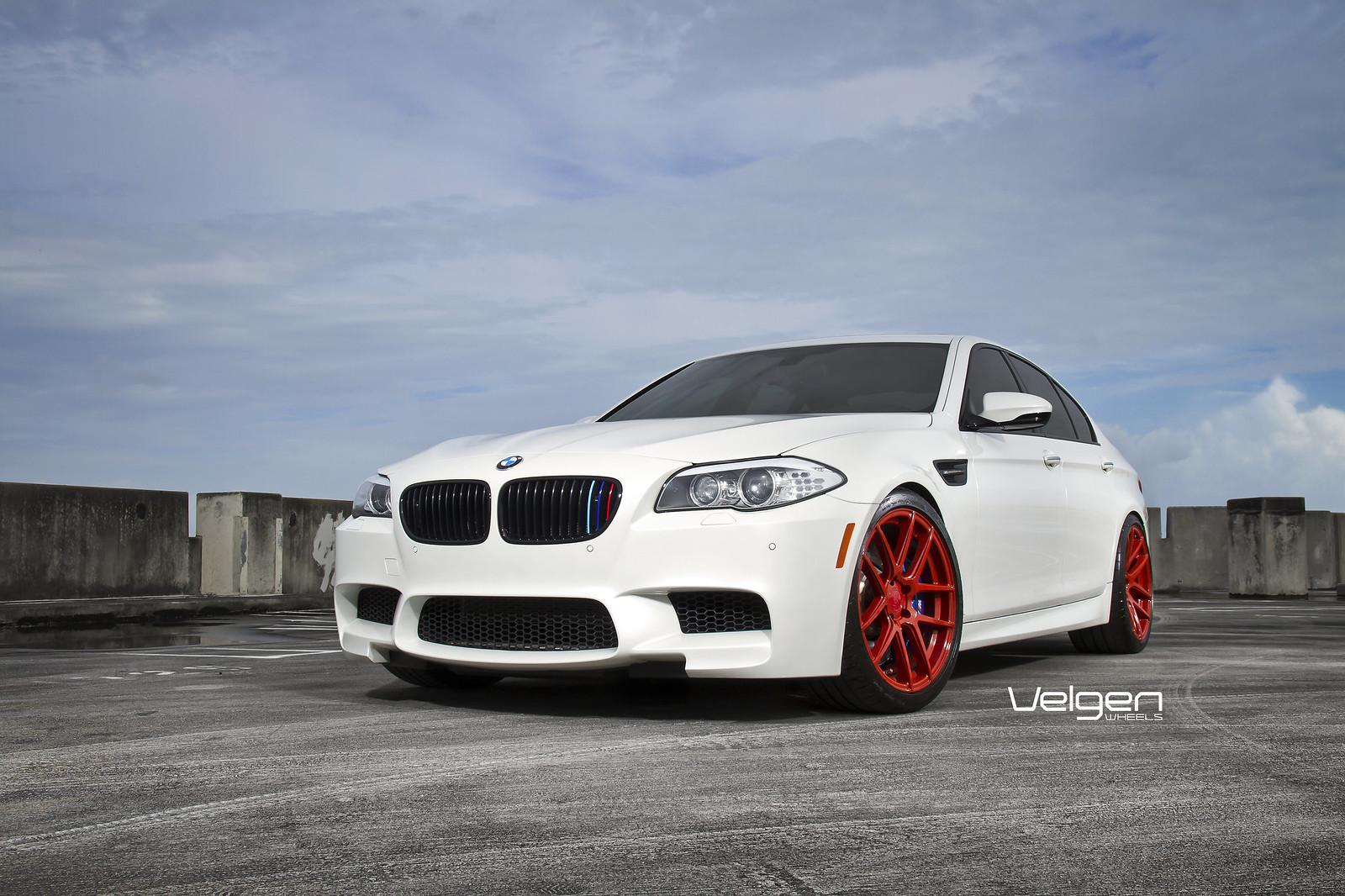 Fonkelnieuw VELGEN WHEELS | BMW F10 | M5 IG-53