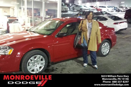 Monroeville Dodge Ram Truck Customer Reviews and Testimonials-Annissa Delarosa by Monroeville Dodge