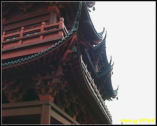 杭州 吳山天風景區 - 051 (城隍閣)