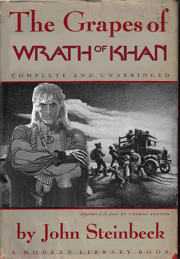 Grapes of Wrath of Khan