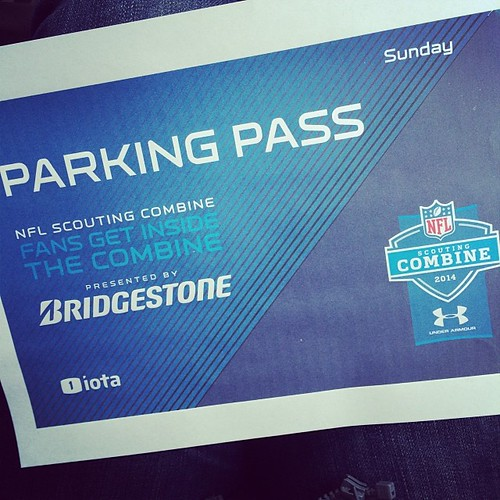 NFL Scouting Combine Indianapolis