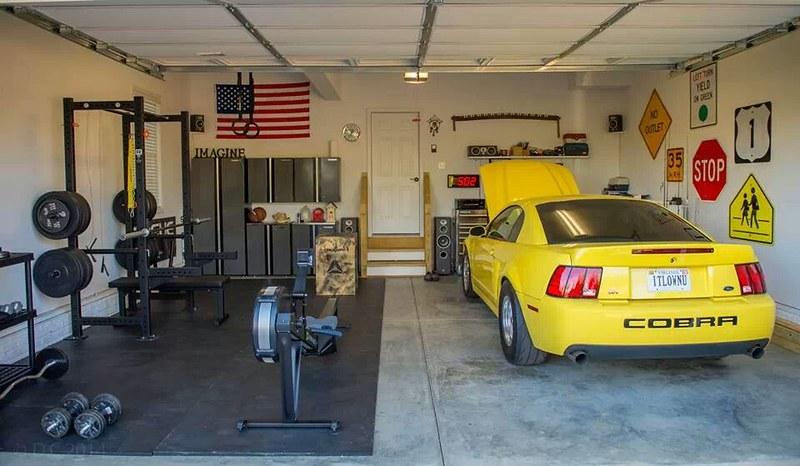 Show me your shops garages svtperformance
