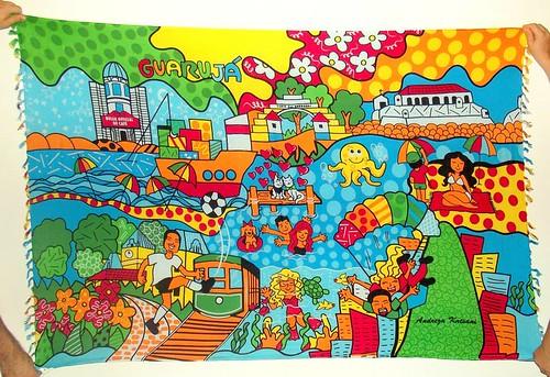 Cangas de Praia Verão 2014 - Guarujá  Andreza Katsani - LIcenciado - Todos os direitos reservados by Andreza Katsani