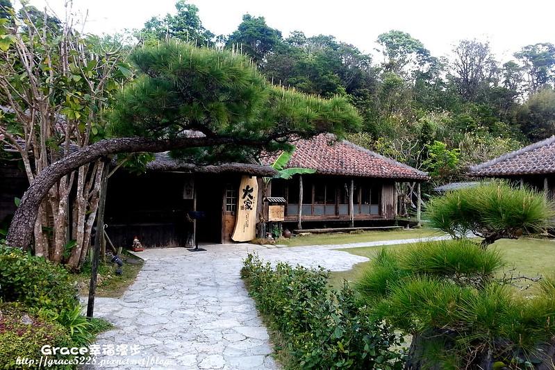 百年古屋大家(Ufuya) 日本沖繩