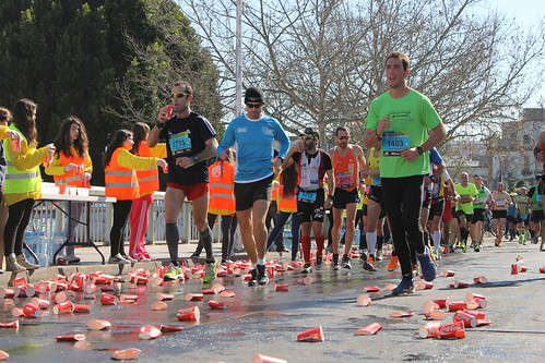 2014.02.23.345 - SEVILLA - Puente de la Barqueta - (XXX Maratón de Sevilla)