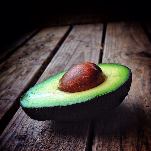 Requisite avocado...