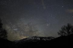 Dark sky trip - 09 Mar 2014