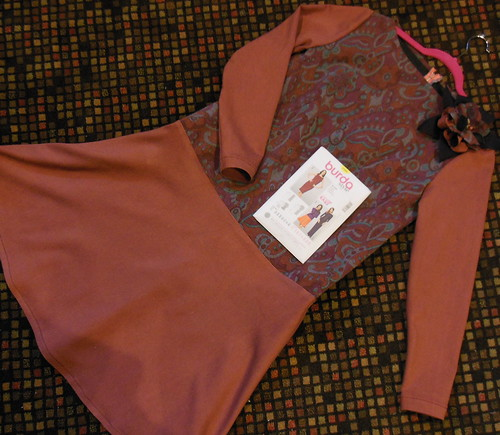 Burda Style 6988 by becky b.'s sew & tell