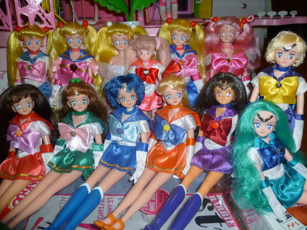 Patty Is Totally Addicted To Barbie S Most Interesting
