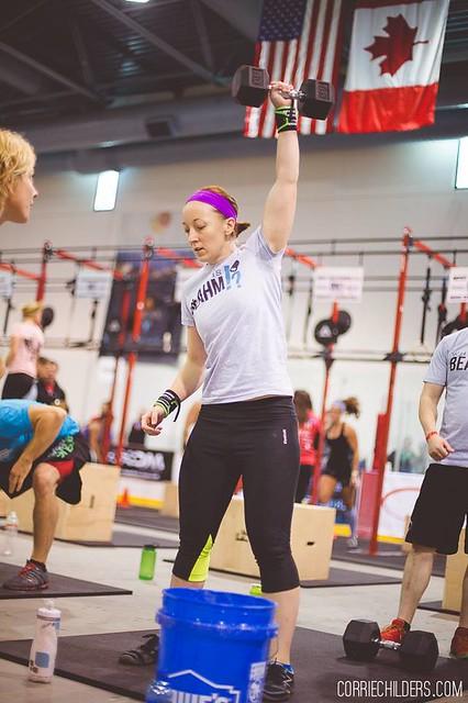 Jessica Kohler - CrossFit Fringe - HOA5 Competition