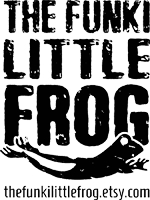 The Funki Little Frog