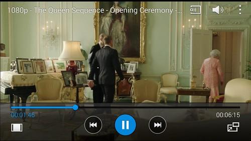 ชมคลิป 1080p บน Samsung Galaxy S5