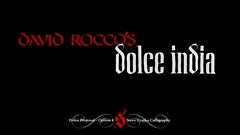 David Rocco's Dolce India TV Show