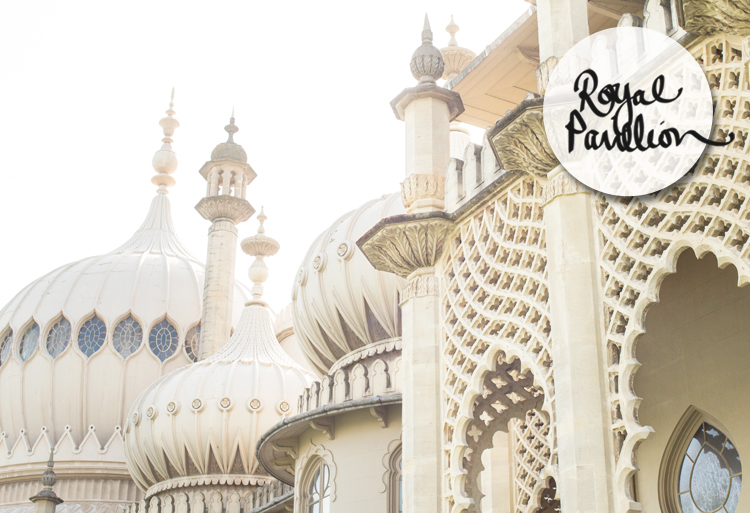 Brighton Pavilion Detail