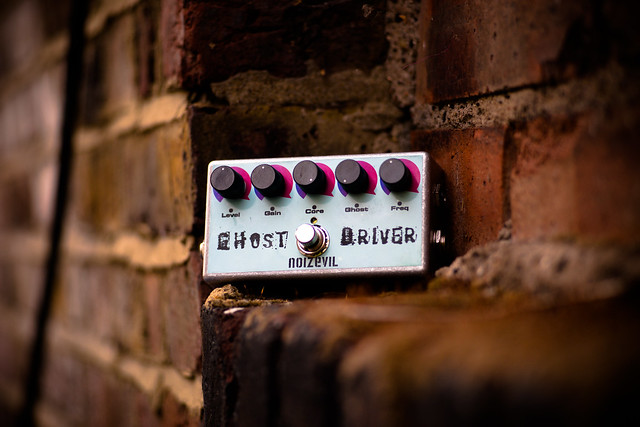 Noizevil Ghost Driver