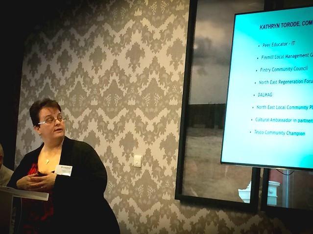 Kathryn Torode – NE Local Community Planning Partnership