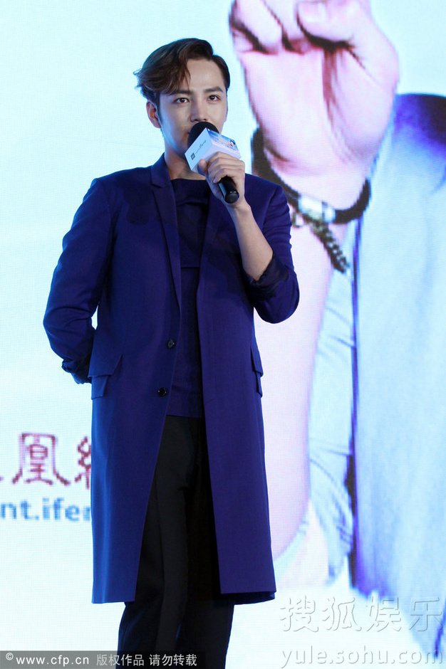 [Pics] Jang Keun Suk Calls For More Charity Work and Be Eco-Friendly At Caffe Bene FM_20140426 14054908052_c3f147359d_o