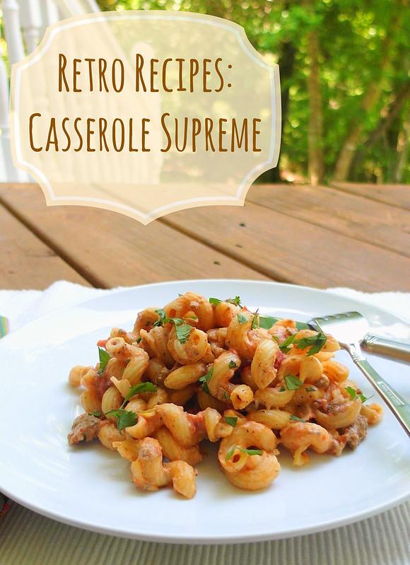 Casserole Supreme