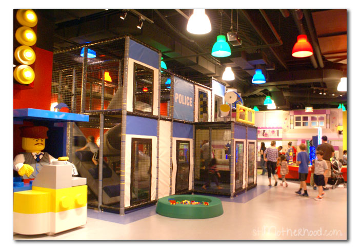 kc Legoland softplay area