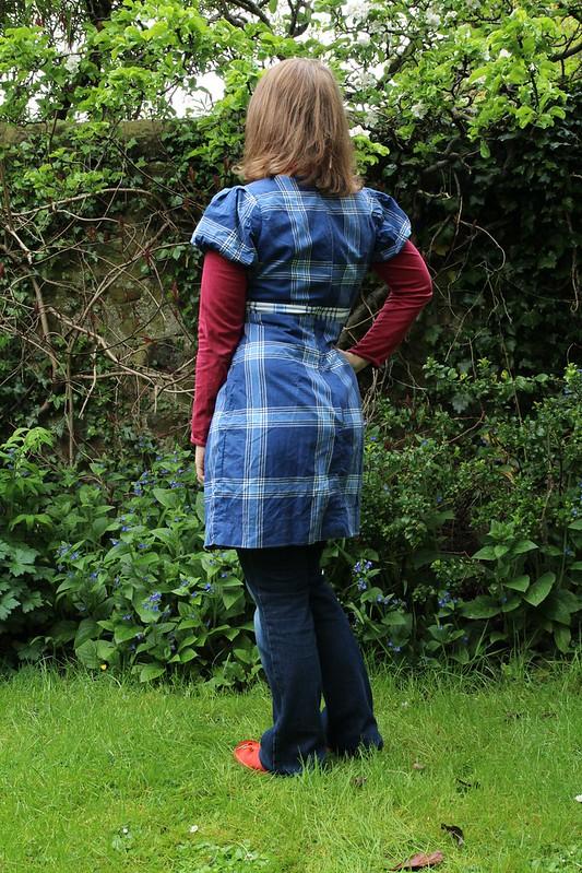 burda danielle dress