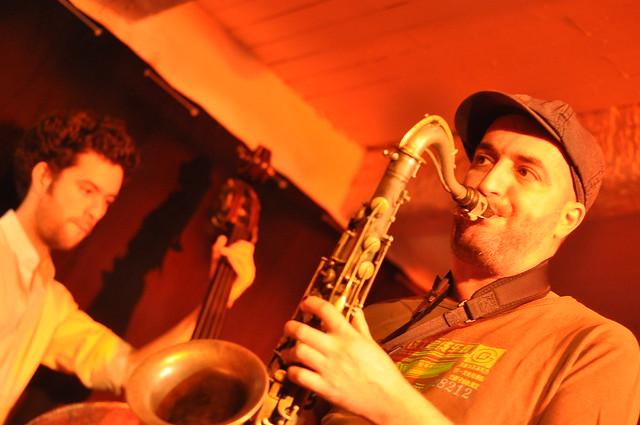 Simon Tailleu & Olivier Temime (Jazz Explosion !) by Pirlouiiiit 23012015