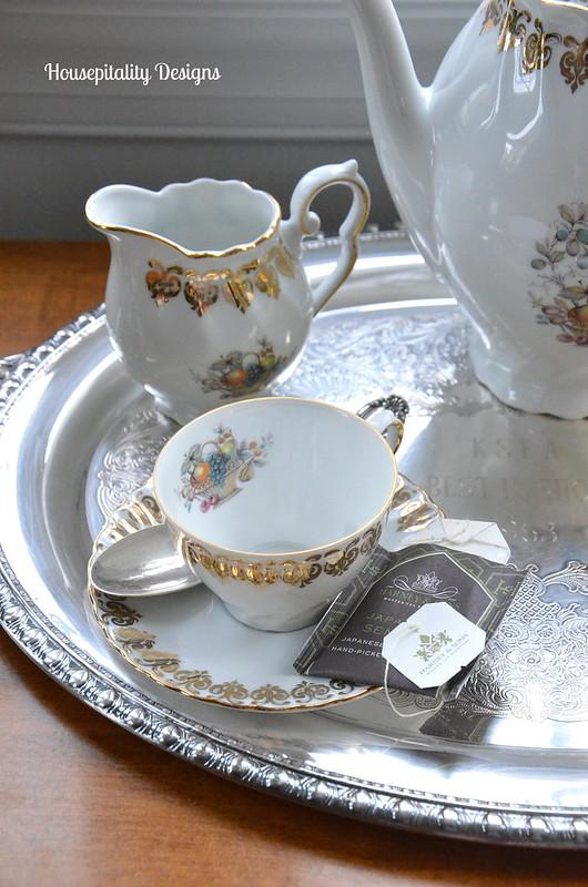 Vintage German Tea Set-Housepitality Designs