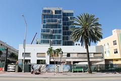Hyatt Centric South Beach Consruction