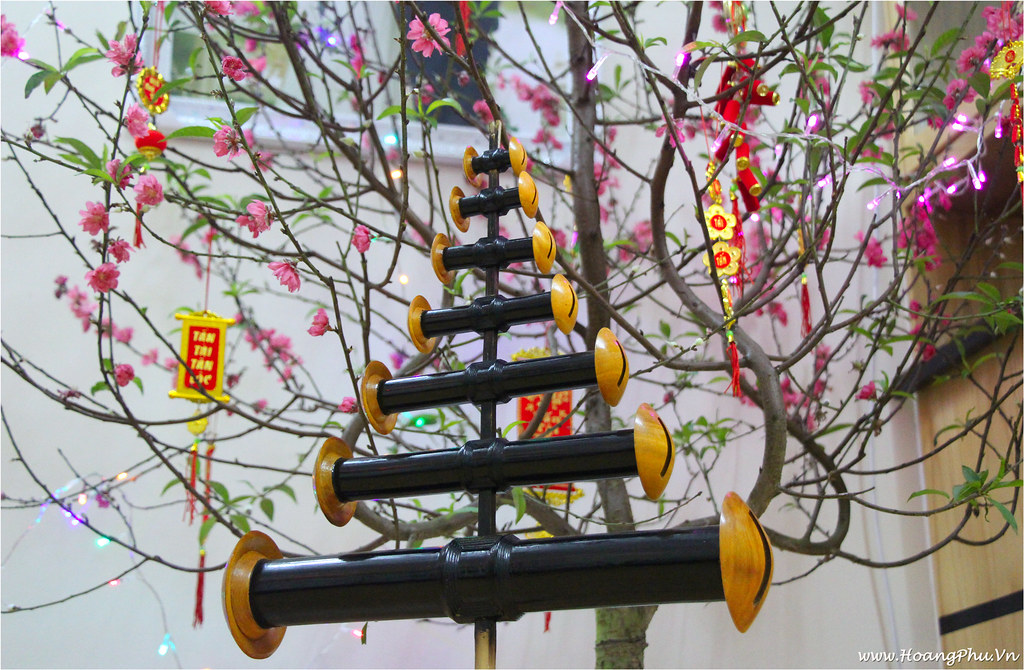 Bộ sáo 7 kết hợp giữa nét đặc trưng của Thái Bình và Thủy Nguyên