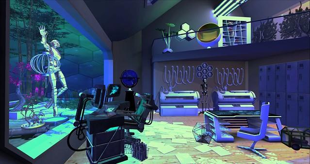 Outpost 9: Biodome
