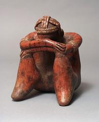 Seated Male Figure LACMA M.86.296.55