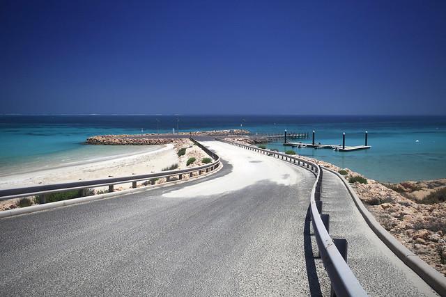Coral Bay boat ramp, Western Australia