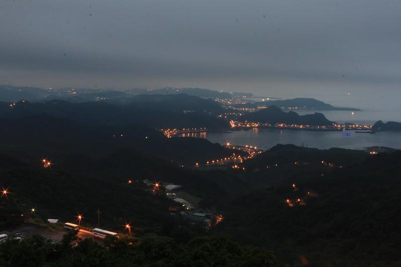 17度C,只接待不留宿。與香港沙發客共遊煙雨濛龍九份 (131)