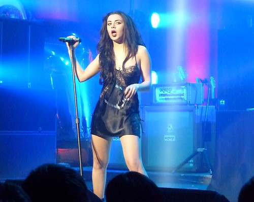 8023 Charli XCX, The NME Awards, Brixton Academy