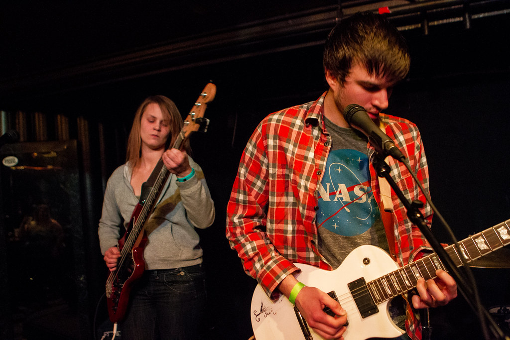 The Dancing Dead at the Bourbon for Lincoln Exposed 2015 | 2-5-2014